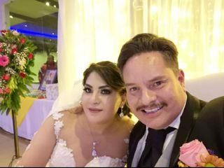 La boda de Mely y Pepe