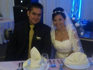 La boda de Dara y Arturo