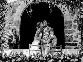 La boda de Enya y Luis