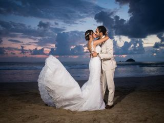 La boda de Yuli y Carlos