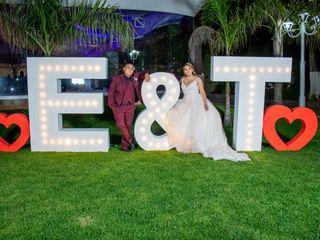 La boda de Teresa y Eduardo
