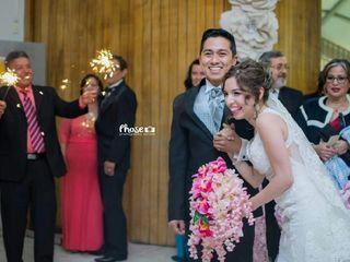La boda de Gaby y Román 1