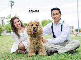 La boda de Gaby y Román 2