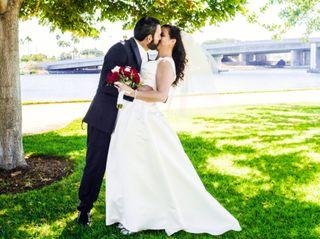 La boda de Gabriela y Steave 2