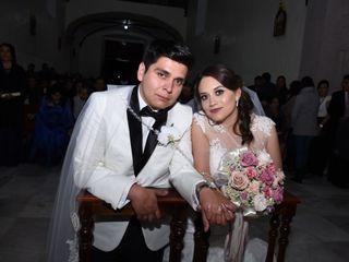La boda de Yazmín y Salvador