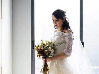 La boda de Natalia y Rodrigo  1
