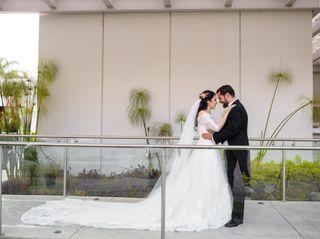 La boda de Natalia y Rodrigo  2