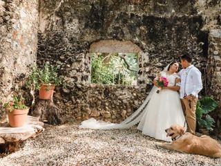 La boda de María José y Ricardo 1