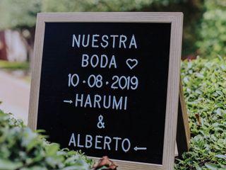 La boda de Harumi y Alberto 1