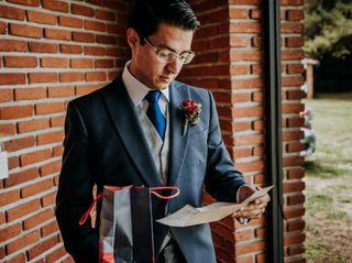 La boda de Ximena y Alberto 1