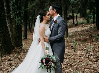 La boda de Ximena y Alberto