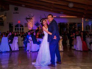 La boda de Jasmin y Eduardo