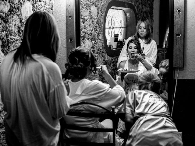 La boda de Luis y Enya en Tepoztlán, Morelos 6