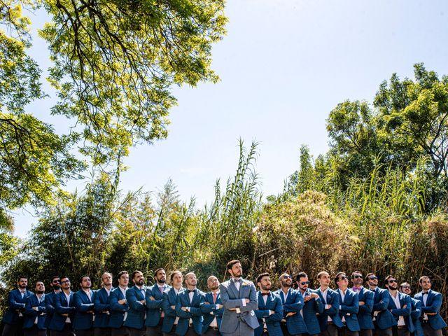 La boda de Luis y Enya en Tepoztlán, Morelos 18