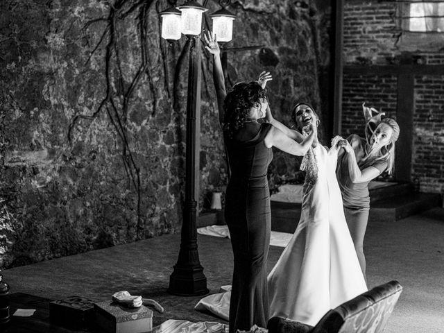 La boda de Luis y Enya en Tepoztlán, Morelos 27