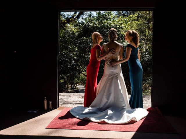 La boda de Luis y Enya en Tepoztlán, Morelos 29