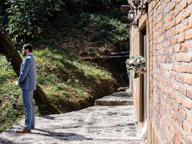 La boda de Luis y Enya en Tepoztlán, Morelos 34