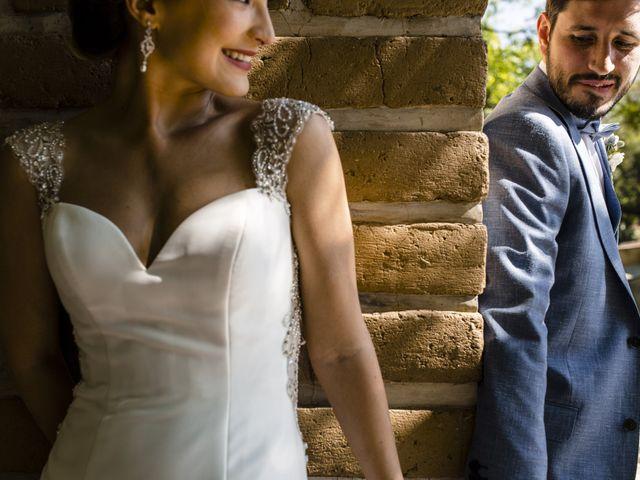 La boda de Luis y Enya en Tepoztlán, Morelos 42