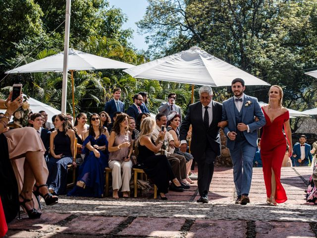 La boda de Luis y Enya en Tepoztlán, Morelos 45