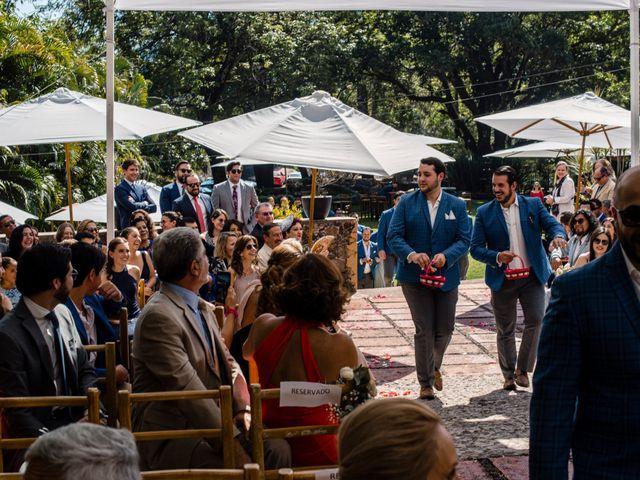 La boda de Luis y Enya en Tepoztlán, Morelos 46