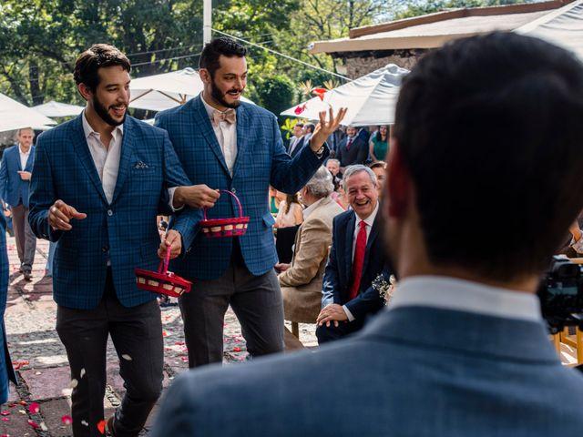 La boda de Luis y Enya en Tepoztlán, Morelos 47