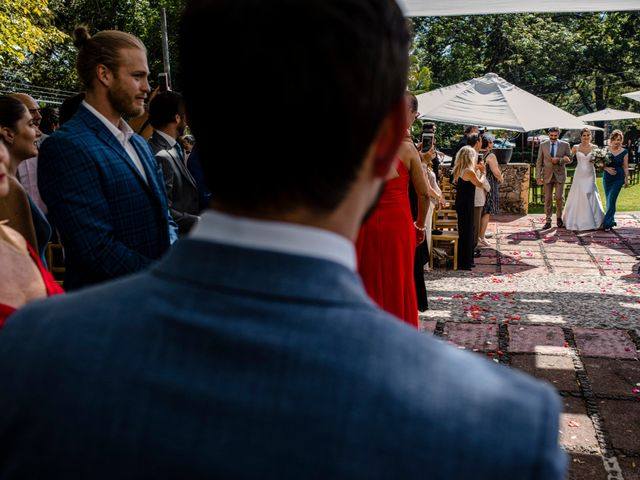 La boda de Luis y Enya en Tepoztlán, Morelos 49