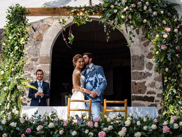 La boda de Luis y Enya en Tepoztlán, Morelos 50