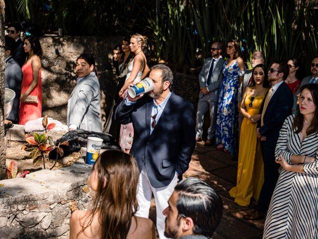 La boda de Luis y Enya en Tepoztlán, Morelos 51