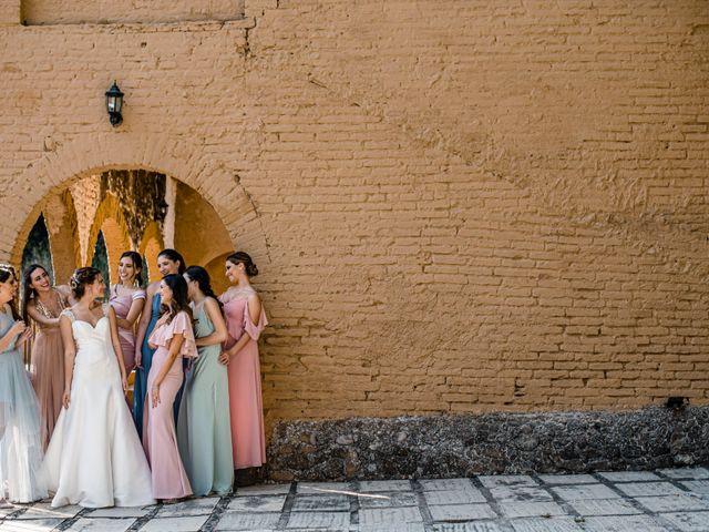 La boda de Luis y Enya en Tepoztlán, Morelos 70