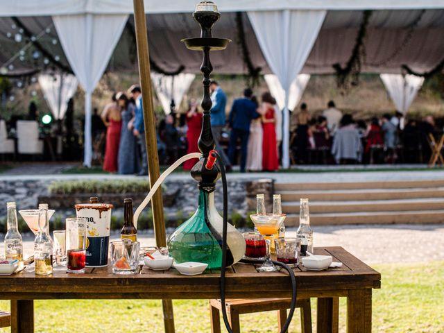 La boda de Luis y Enya en Tepoztlán, Morelos 73