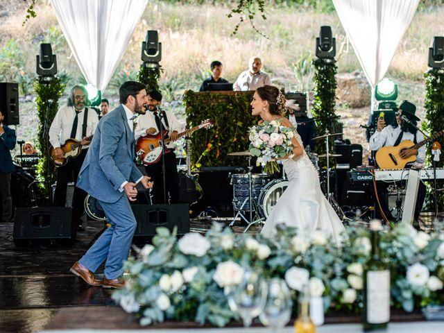 La boda de Luis y Enya en Tepoztlán, Morelos 74