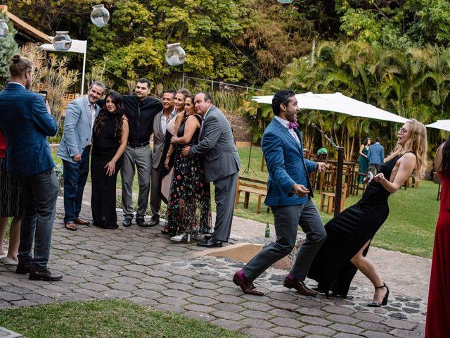 La boda de Luis y Enya en Tepoztlán, Morelos 77