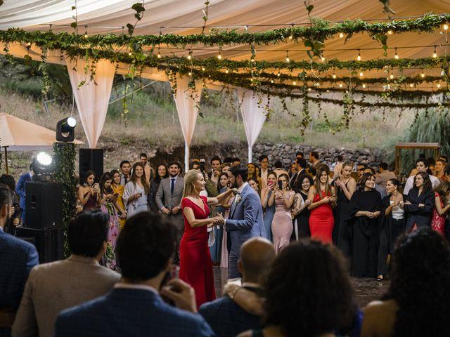La boda de Luis y Enya en Tepoztlán, Morelos 80