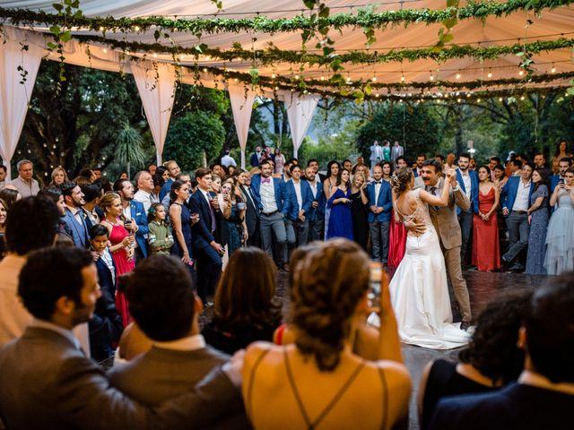 La boda de Luis y Enya en Tepoztlán, Morelos 84