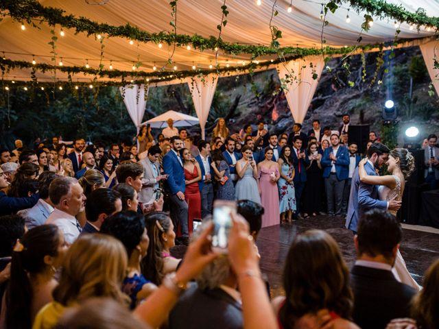 La boda de Luis y Enya en Tepoztlán, Morelos 87