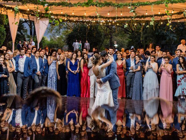La boda de Luis y Enya en Tepoztlán, Morelos 88