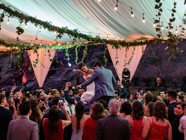 La boda de Luis y Enya en Tepoztlán, Morelos 89