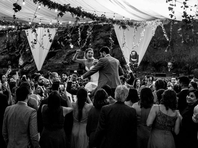 La boda de Luis y Enya en Tepoztlán, Morelos 90