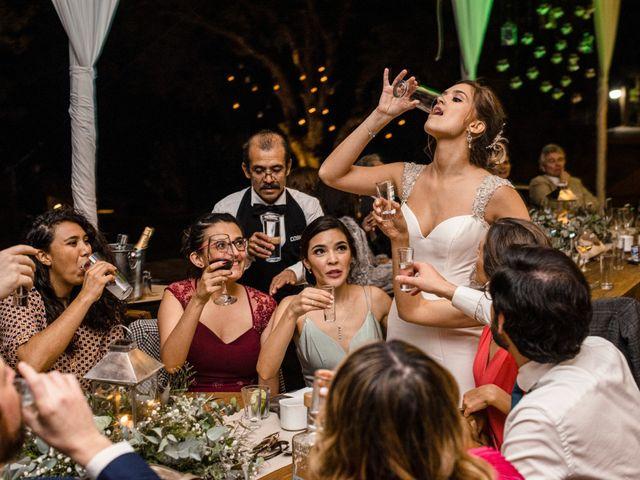 La boda de Luis y Enya en Tepoztlán, Morelos 98