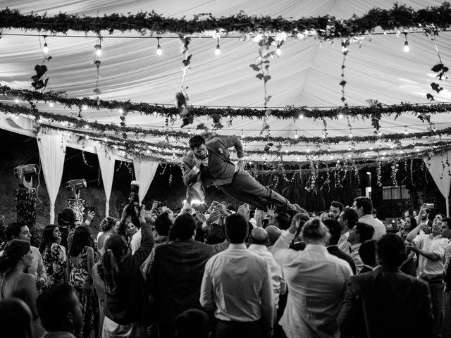 La boda de Luis y Enya en Tepoztlán, Morelos 111