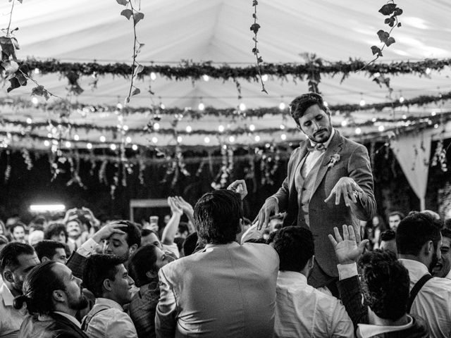 La boda de Luis y Enya en Tepoztlán, Morelos 112