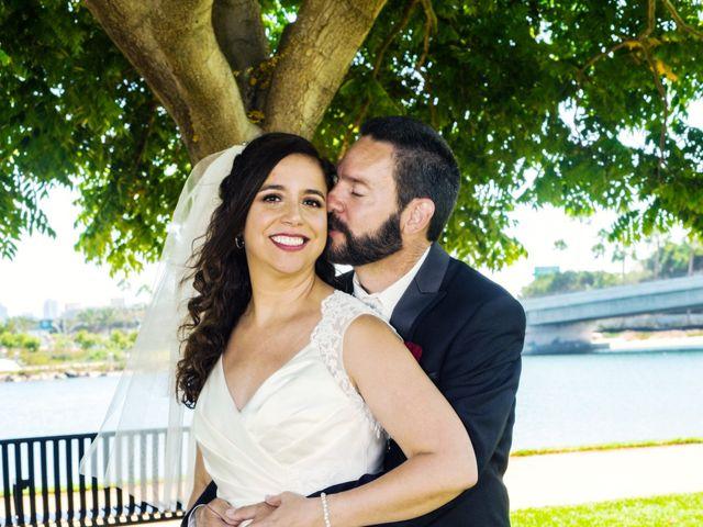 La boda de Gabriela y Steave