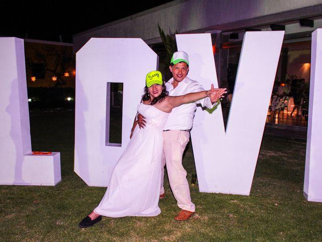 La boda de Marisela y Daniel