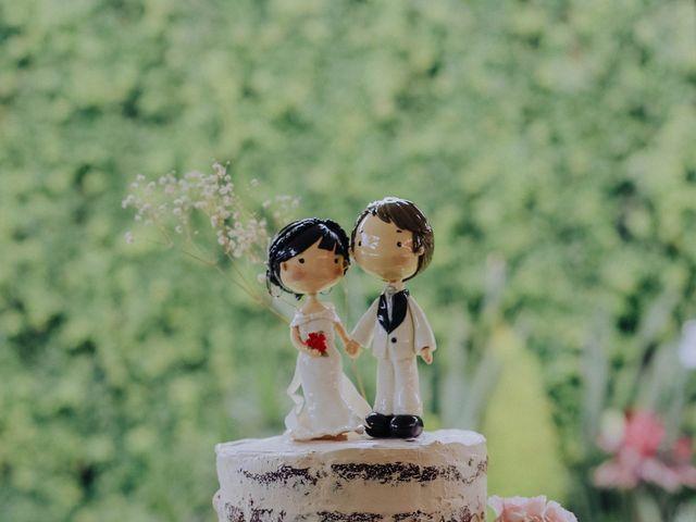 La boda de Alberto y Harumi en León, Guanajuato 5