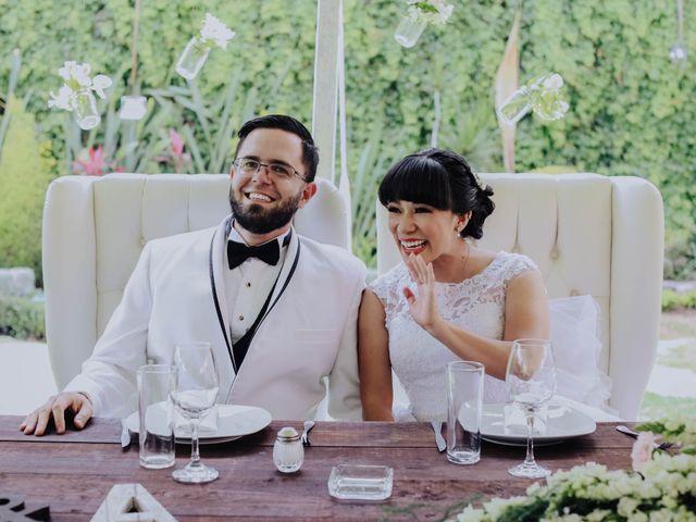 La boda de Harumi y Alberto