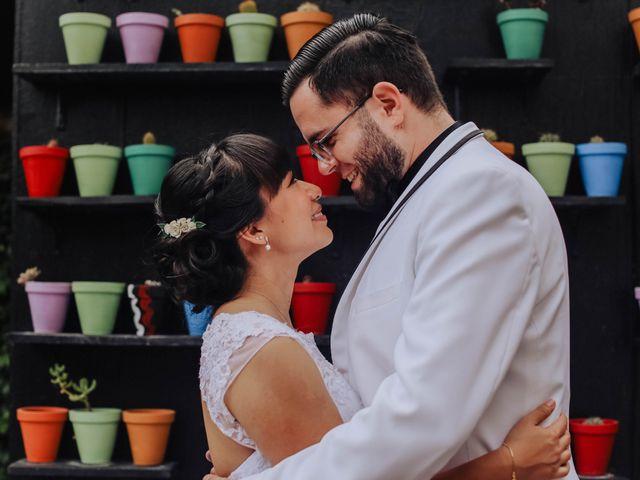 La boda de Alberto y Harumi en León, Guanajuato 2