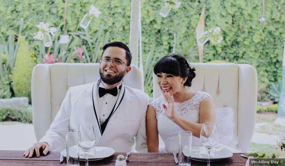 La boda de Alberto y Harumi en León, Guanajuato