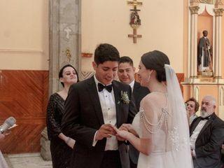 La boda de Sarahí  y Daniel  1