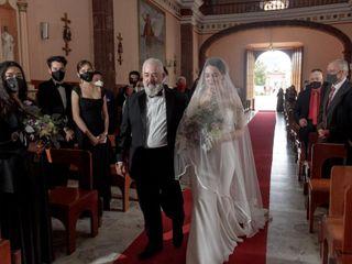 La boda de Sarahí  y Daniel  3
