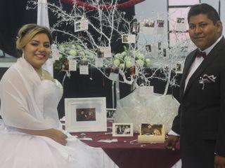 La boda de Yessica  y Daniel